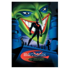 BATMAN BEYOND RETURN OF THE JOKER Rare Movie Poster