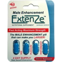 Extenze Male Sexual Enhancement Tablets