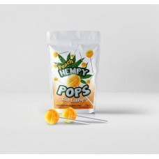 Hempy POPS- CBD Lollipops Peach