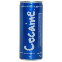 Cocaine Energy Supplement Drink 8.4 oz. - (Mild Flavor)