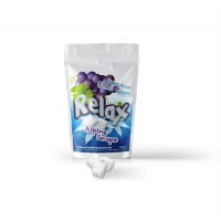 Relax: Sugar Free Gum - Alpine Grape