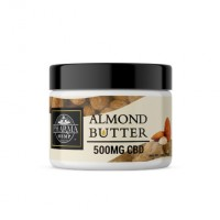 CBD Almond Butter 500mg 6oz