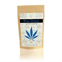 Blue Dream CBD Hemp Buds