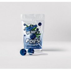 Hempy POPS-CBD Lollipops Blue Raspberry