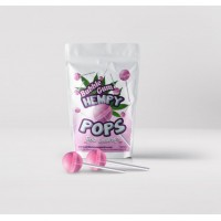 Hempy POPS- CBD Lollipops Bubble Gum