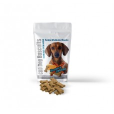 Earthshine Organics Oven Baked CBD Dog Biscuits - Bacon & Cheese