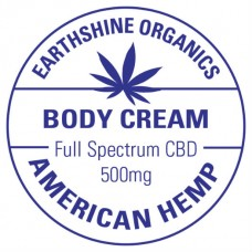 CBD Body Cream 500mg