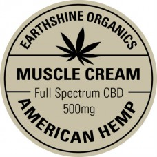 CBD Muscle Cream 500mg