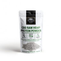 CBD Raw Hemp Protein Powder 500mg CBD 4oz