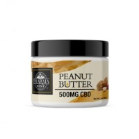 CBD Peanut Butter 500mg 6oz