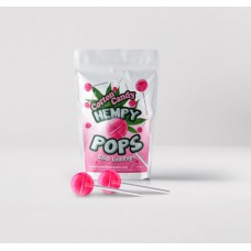 Hempy POPS-CBD Lollipops Cotton Candy