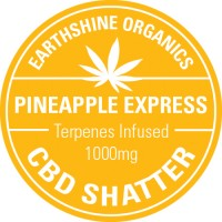 Pineapple Express CBD Shatter