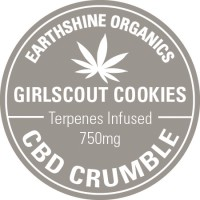 Girlscout Cookies CBD Crumble