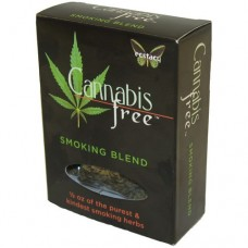 Cannabis Free Smoking Blend