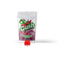 Cherry Cush Soda Flavored Gummy Bears