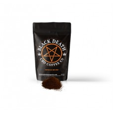 Black Death CBD Coffee Co. - Expresso Ground