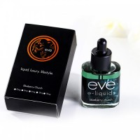 Eve Luxury E-Liquid 15ml - Blueberry Church
