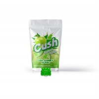 Green Apple Cush Soda Flavored Gummy Bears