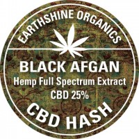 Hemp Full Spectrum Extract: Black Afghan