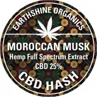 Hemp Full Spectrum Extract: Morrocan Musk