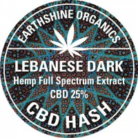 Hemp Full Spectrum Extract: Lebanese Dark