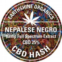 Hemp Full Spectrum Extract: Nepalese Negro