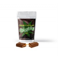 Hempy Way: CBD Milk Chocolate Bars