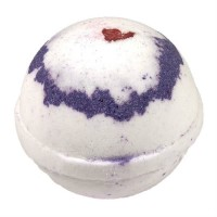 CBD Bath Bomb - Black Raspberry Vanilla