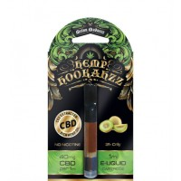 40mg Hemp CBD E-Liquid Prefilled Cartridge