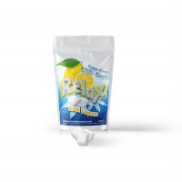Relax: Sugar Fee Gum - Kool Lemon