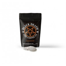Black Death CBD Coffee Co. - Leaded Death Pods