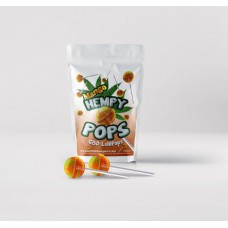 Hempy POPS-CBD Lollipops Mango