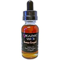 Sejuiced Orgazmic Vapor 15ml All Organic E-Liquid - Reverse Cowboy