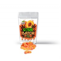 Sour Batch CBD Sweet & Sour Chews-Peaches