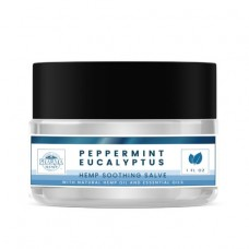 Peppermint Eucalyptus Salve 150mg CBD Oil