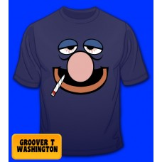 Sensimilla Street - Groover T. Washington T-Shirt