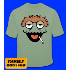 Sensimilla Street - Formerly Grouchy Oscar T-Shirt