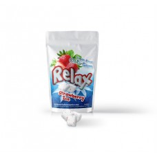 Relax: Sugar Free Gum - Strawberry Ice