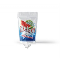 Relax: Sugar Fee Gum - Watermelon
