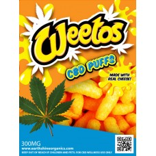 Weetos CBD Crunchy Chips