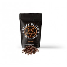 Black Death CBD Coffe Co. - Expresso Whole Bean