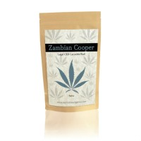 Zambian Copper CBD Hemp Buds