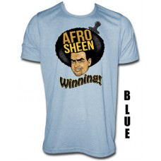 Afro Sheen T-Shirt - Men's