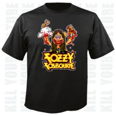 Fozzy Fozbourne T-Shirt - Men's