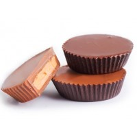 Rasta CBD Peanut Butter Cups - Milk Chocolate 75mg