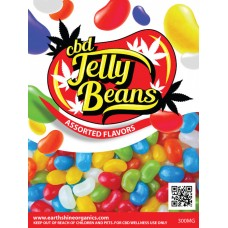 CBD Jelly Beans- Assorted Flavors
