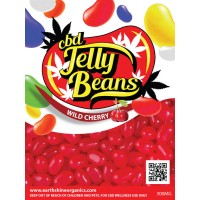 CBD Jelly Beans - Wild Cherry