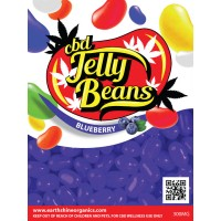 CBD Jelly Beans - Blueberry