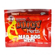 Juicy Jay's Mad Dog Weed Herbal Blend