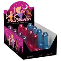 3.5oz Penis Shooters Shot Glass